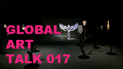 GLOBAL ART TALK 017 神谷幸江