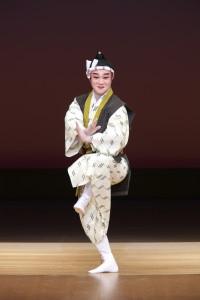 鳩間節_大湾三瑠_H24.6.30(男性舞踊家の会)