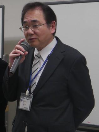 細井雄二先生