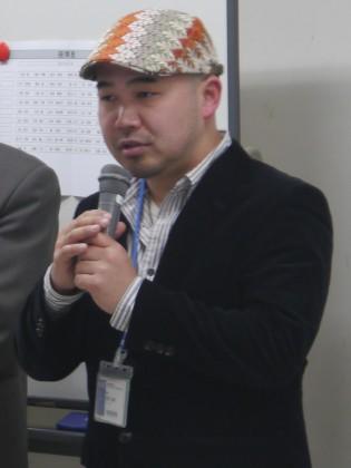 堂野能伸先生