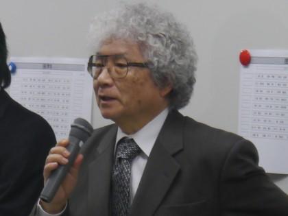 牧野圭一先生