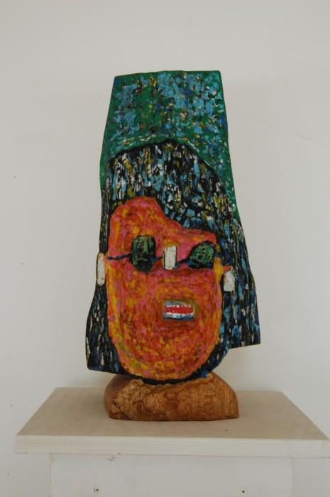 木の彫刻 (3)