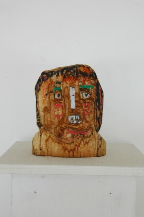 木の彫刻 (1)