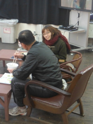 【映画】卒展 出店4