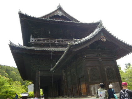 南禅寺三門!大きいですね