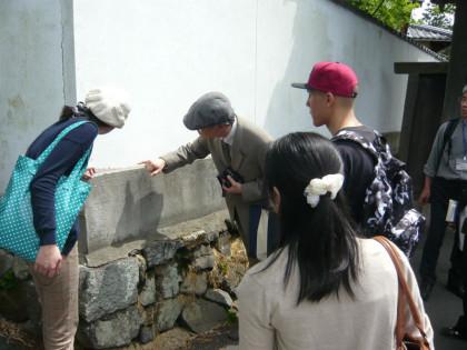 塀の素材について考察したり・・・