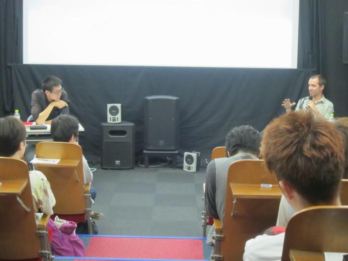 映画上映会2