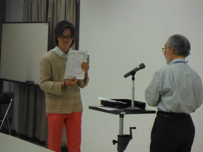 映画 優秀学生賞3