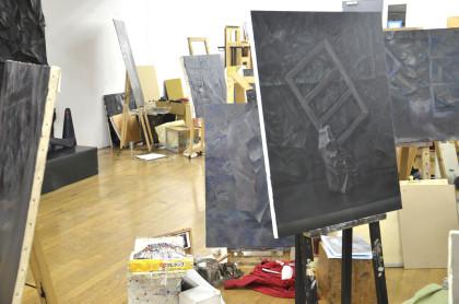 黒い静物3
