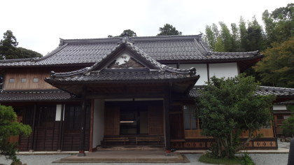 村上家資料館(海士町指定文化財 村上助九郎邸)