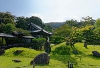 高台寺庭園(京都だより2014年8月号表紙より)