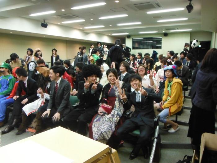 【映画】卒業式7