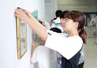 【授業紹介】プロフェッショナル研究(プロに学ぶ)〜アートハンドラーの仕事〜