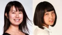 2回生・安田成穂さん、卒業生・松浦倫子さん、VOGAに出演!