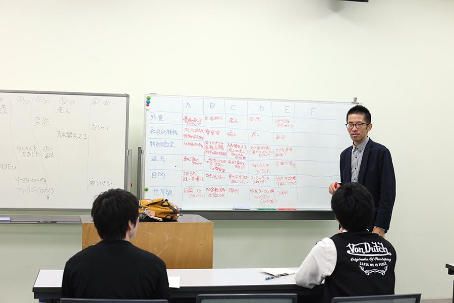 八薙玉造先生のラノベワークショップ