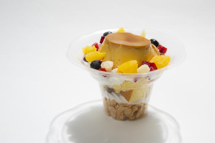 Dessert3博愛主義のプリンアラモード