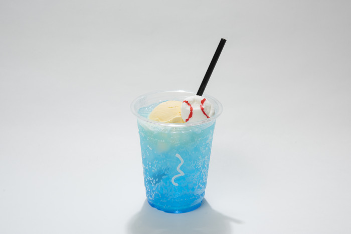 Drink5部活後シュワットクリームソーダ