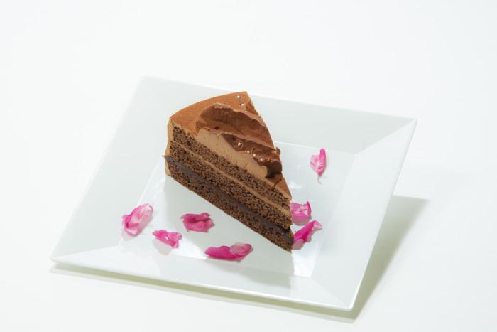Dessert4あやねの「しょせんバカでガキだよ」チョコケーキ