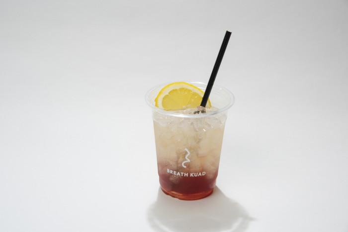 Drink4胡桃沢桃のさっぱり梅ジュース