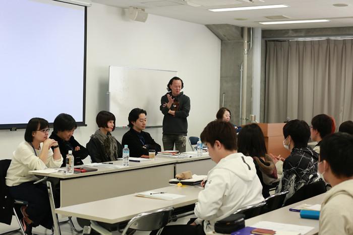 新たに「中村純」先生をお迎えした新体制の教員陣。中村先生については後日ご紹介します◎