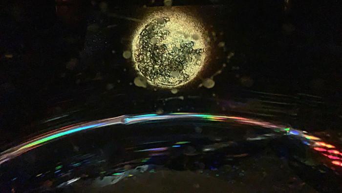 光の箱1(堤彩奈)