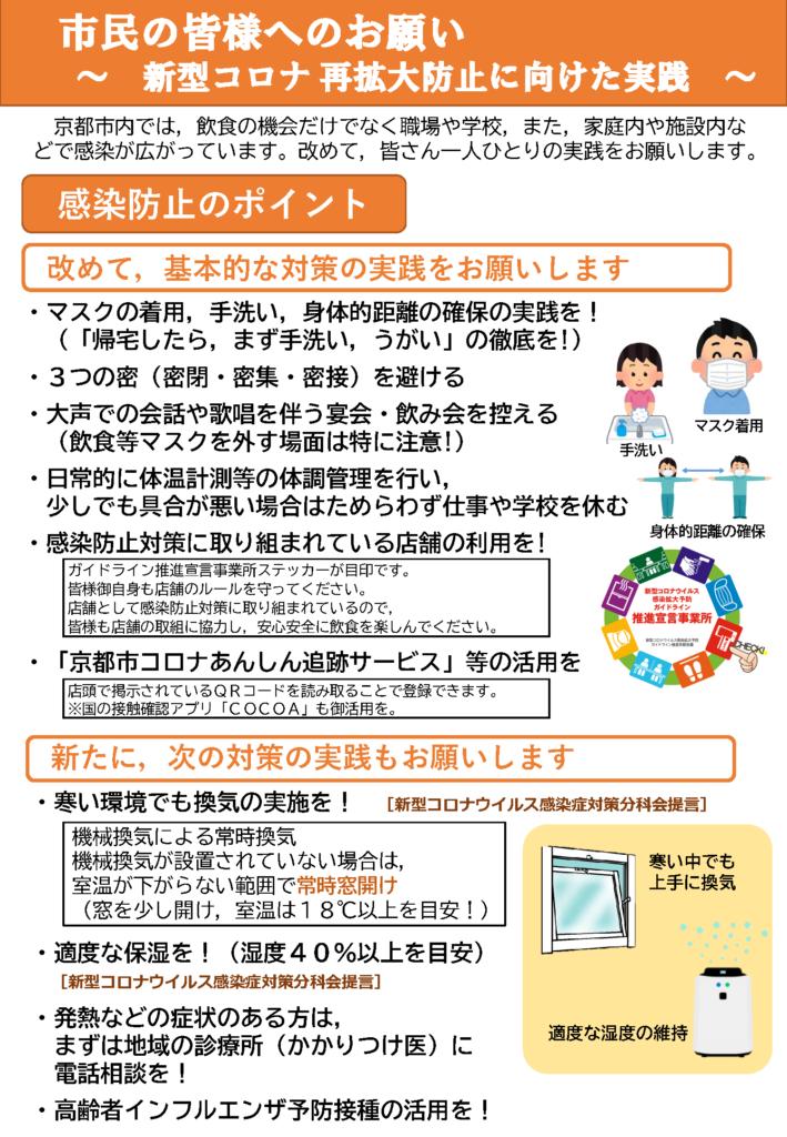 感染 京都 コロナ