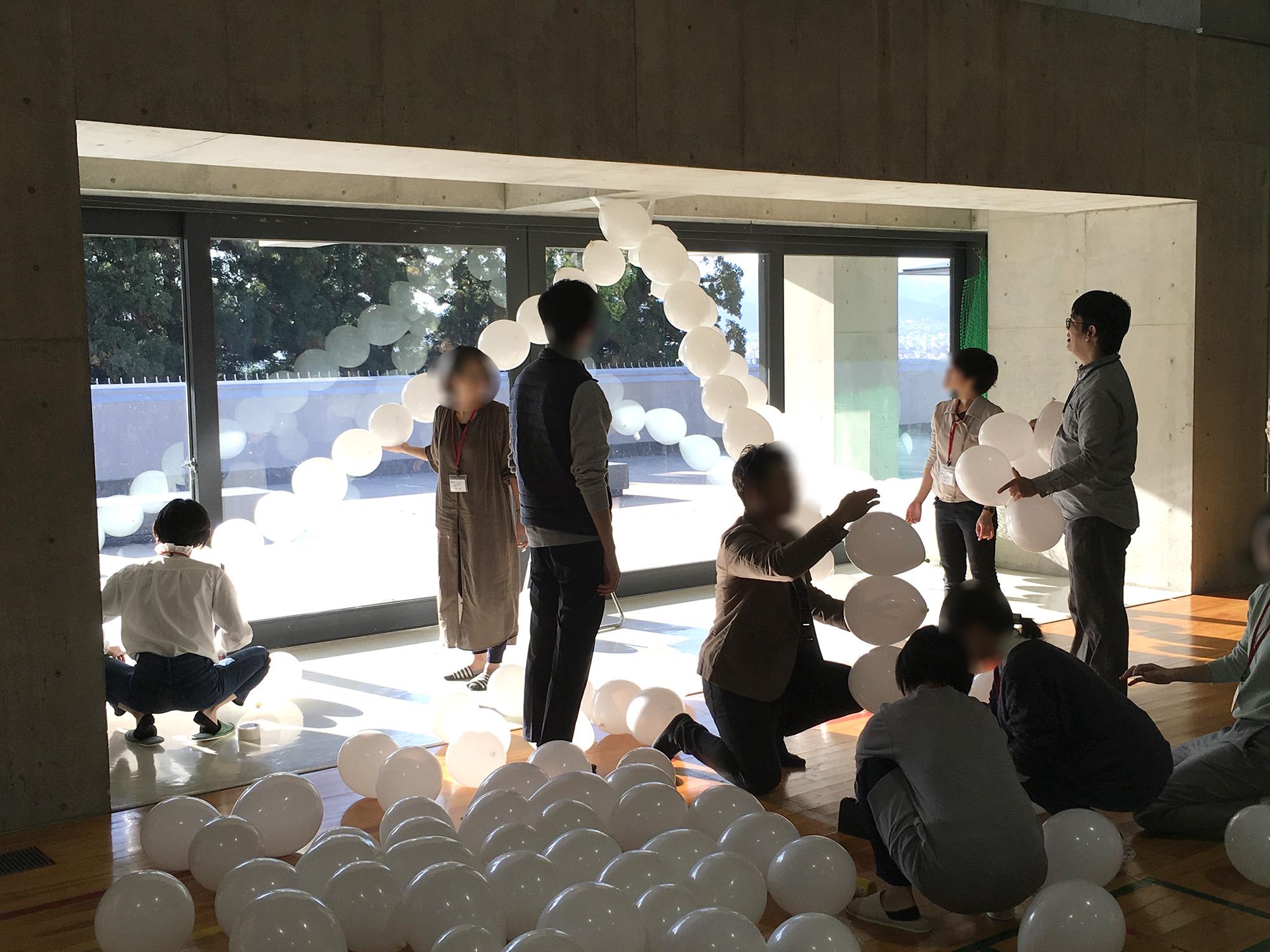 【建築デザインコース】白の白さに驚いた