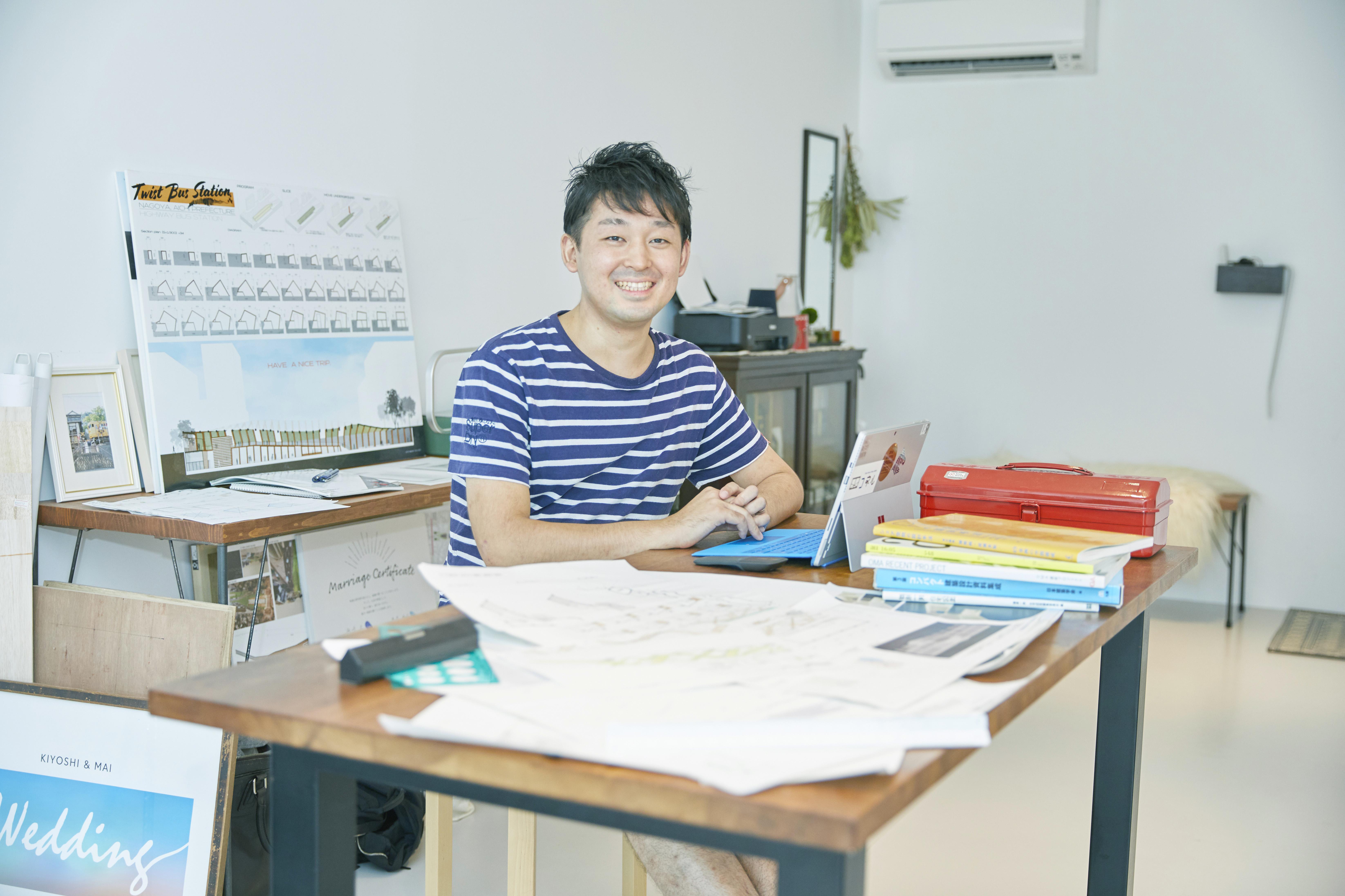 【建築デザインコース】卒業生紹介 自立する建築