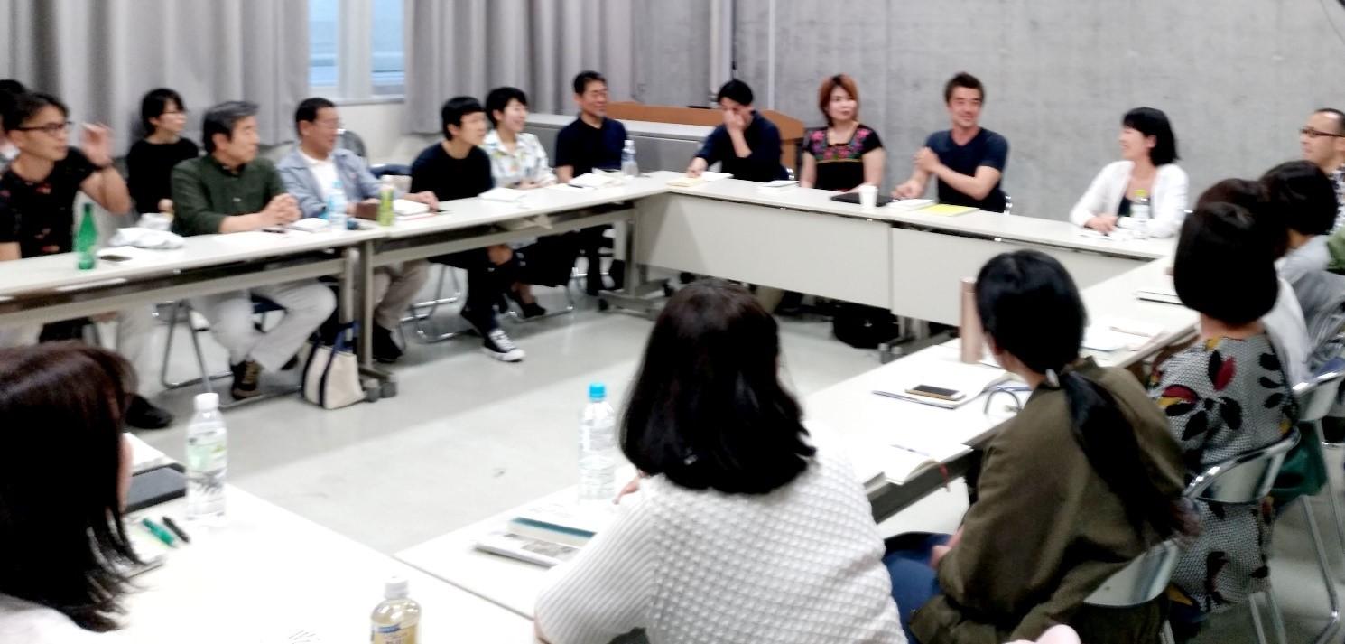 【文芸コース】瓜生山読書会と外苑読書会が開催されました。