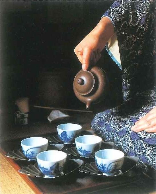 【和の伝統文化コース】煎茶を学ぶ