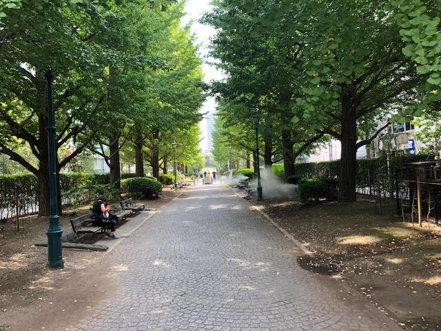 【ランドスケープデザインコース】フィールドワークで学ぶ都市公園の設計と公共的デザインの視点